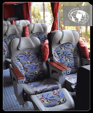 خرید بلیط اتوبوس همسفر