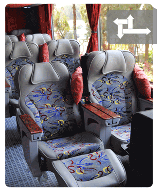 خرید بلیط اتوبوس ایران پیما